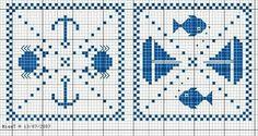 Lua aos quadradinhos: Biscornus parte 2 (de 4)