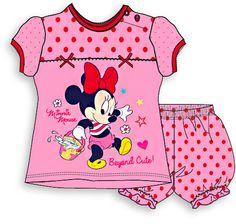 2dielny letný set pre bábätká - MINNIE MOUSE http://www.milinko-oblecenie.sk/kojenecke-komplety-2/ veľkosť: 62-68, 68-74, 80, 86   #letnysetprebabatka #kojeneckyset