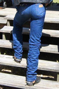 Wrangler Butts