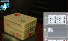 Blood bag O Negative and Emergency cooler for your Vampire Sims 4 Cc Packs, Sims 4 Mm Cc, Sims 4 Jobs, Sims 4 Traits, Sims 4 Clutter, Sims Ideas, The Sims 4 Download, Sims 4 Build, Sims Mods