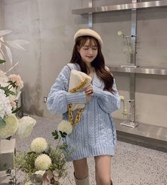 Girl Outfits, Cute Outfits, Fashion Outfits, Fashion Clothes, Autumn Clothes, Korean Outfits, Girl Style, My Style, Girl Fashion