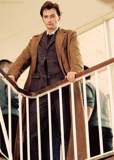 Ten - Doctor Who - David Tennant