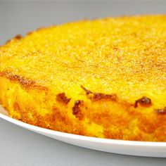 Тыквенный пирог - просто восторг! Без масла, муки и яиц