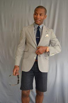 Cotton & Linen Blazer by Paul Smith