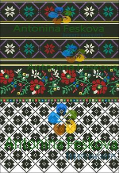 Folk Embroidery, Embroidery Designs, Projects To Try, Kids Rugs, Quilts, Stitch, Blanket, Pattern, Embroidery
