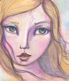 Jane Davenport is amazing at teaching mixed-media art to those who are new to the fold, as well as artists with years of experience under their belts.