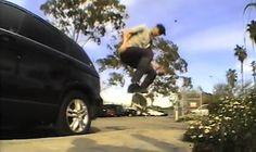 Skateboarding: Nigg*z wit Altitude (Clip)