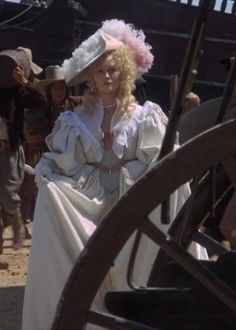 "Faye Dunaway in ""The Three Musketeers"" (1973)"