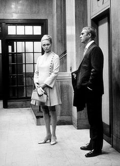 Thomas Crown Affair, Steve McQueen |Faye Dunaway, 1968