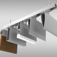 Hunter Douglas launches Baffle ceiling solution