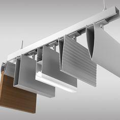 Hunter Douglas launches Baffle ceiling solution