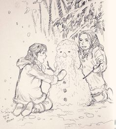 Do You Wanna Build a SnowDurin? by evankart on tumblr