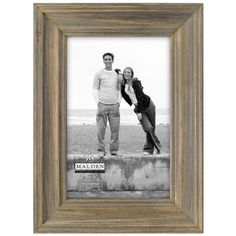 Malden Sunwash Picture Frame & Reviews   Wayfair