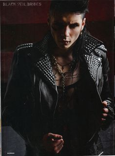 I'm sorry but...... I looked at this pic of Andy and I forgot my name