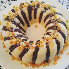 Greek Sweets, Greek Desserts, Greek Recipes, Beautiful Morning, Chocolate Recipes, Sushi, Cooking Recipes, Ethnic Recipes, Food