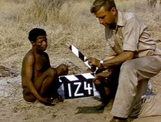 The John Marshall JU/'hoan Bushman film and video collection contains 767 hours of original film and video, 309 hours of audiotape, 13.7 linear feet of papers and photographs, and over 100 maps.  The material documents the Ju/'hoan of the Nyae Nyae region of the Kalahara desert in Namibia.  The life stories of some community members were captured, from childhood in the 1950's to pensioners in recent years.  National Museum of Natural History