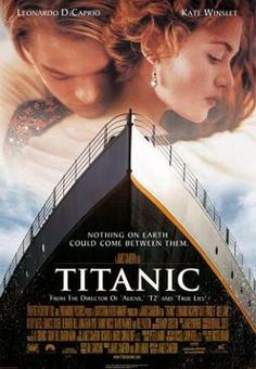 HTD Canada - Titanic Movie Poster 27 x 40 - Titanic is a 1997 American epic romantic disaster film directed, written, co-produced, and co-edited by James Cameron. A fictionalized account of the sinking of the RMS Titanic, it stars Leonardo DiCaprio and Ka 10 Film, Film Serie, Titanic Movie Poster, Film Titanic, Rms Titanic, Titanic Cake, Titanic Museum, Titanic History, Iconic Movies