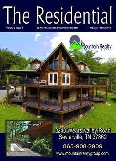 We are on the cover of The Residential Publication which is a local saturation mailed publication