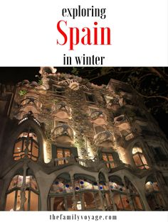 Click to learn why you should visit Spain in winter! Get details on things to do in Barcelona in winter, things to do in Seville in winter, things to do in Valencia in winter. We cover holiday traditions in Spain and Christmas lights in Spain. Read about things to do in Spain, where to eat in Spain and tips for Spain with a baby or tackling Spain with toddler. #spain #wintertravel #europe #winter #barcelona #sevilla #seville #valencia #familytravel #travelwithkids