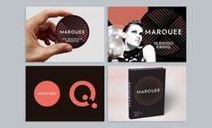 MQ_01 Portfolio Design, Vip, Salons, Branding Design, Communication, Playing Cards, Portfolio Design Layouts, Lounges, Playing Card Games