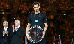 But once that last point was over, the tennis did not matter. Murray just wanted to go home.