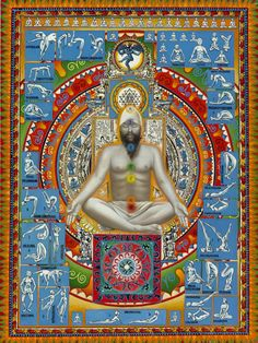 The Yogi seeks to attain discipline, wisdom and knowledge from the higher planes to conjure an inner-knowing of the way of peace and enlightenment.