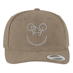 Cycologist Brushed Embroidered Cotton Twill Hat