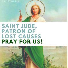 A Flower of God: Prayer to St. Jude!