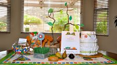 Make Life Lovely: The Very Hungry Caterpillar Baby Shower