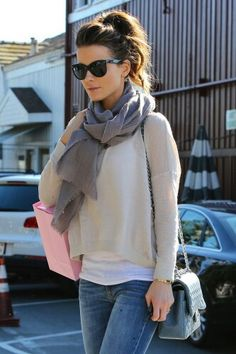 Kate Beckinsale style