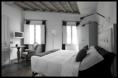 Boutique Hotel Firenze project by Alessandro Romito Architetto