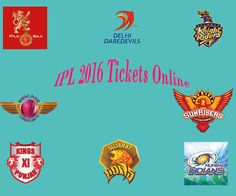 Book IPL 2016 Tickets Online for All T20 Matches: How To Buy