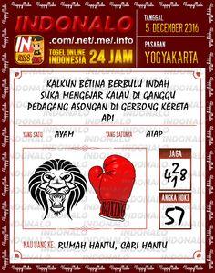 Colok Naga 4D Togel Wap Online Live Draw 4D Indonalo Yogyakarta 5 Desember 2016