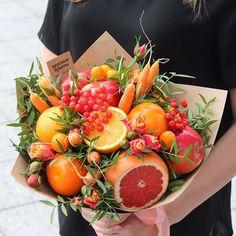 Для любителей морковочки#вкусныебукеты #vkusniebuketi #сделанослюбовью #букетизфруктовминск #мечтавегана #veganfood