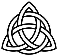 Loki Symbol Norse Mythology Triquetra