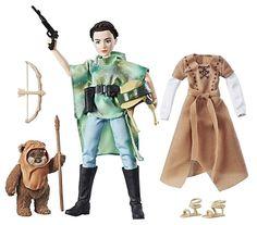 Star Wars Forces of Destiny - Leia on Endor set, ages 4 to 12