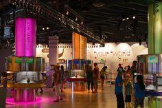 Do you like Coke? Or Fanta, or Tab, or mango-kiwi soda? Do we have a museum for you! The WORLD OF COCA-COLA ! Atlanta, Georgia