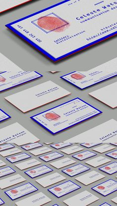 Thumbprint Identity Card