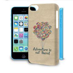 Phone Case For iPhone 5c - Up Disney Pixar Premium Cover