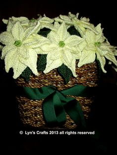 Evanescence : Christmas Crochets   with pattern