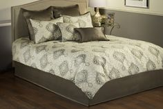 Wildon Home ® Lorenzo 8 Piece Comforter Set & Reviews   Wayfair