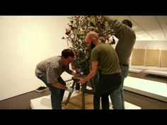 nick cave: sojourn—behind-the-scenes installation