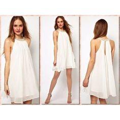 Vestido Informal Y Coctel De Mujer -verano-oferta - $ 1.400,00 en Mercado Libre