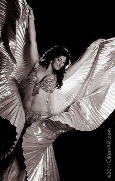 Isis wings, amazing photography