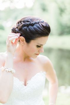 DIY Countryside Wedding /  Mon Petit Studio/ See more on www.rusticfolkweddings.com