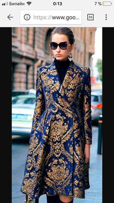 Women's coats – High Fashion For Women Pretty Outfits, Beautiful Outfits, Coats For Women, Clothes For Women, African Traditional Dresses, Mode Hijab, Coat Dress, Dream Dress, Dress Me Up