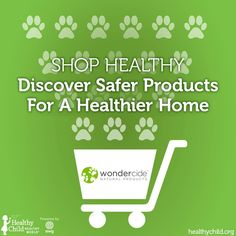 Healthy Child Healthy World's goal is to arm consumers with a clear sense of the most trusted products and services available so they can make smarter choices for their households. Our beloved furry friends deserve the best products too. Check out our trusted brand highlight Wondercide: http://healthychild.org/search-results/?q=wondercide #healthychild #trustedbrand