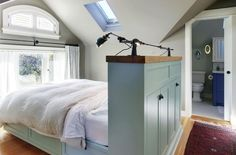 A bedroom and home built by Jas Design Build I Remodelista