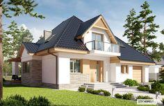 Projekty domów ARCHIPELAG - Amira G1