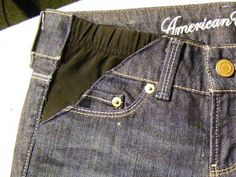 I am NOT a fan of maternity jeans. The cheap ones are generally ill-fitting and the expensive ones are, well, too expensive! This i...